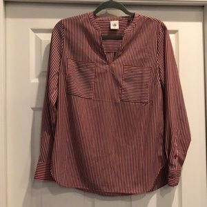 Cabi Franklin blouse size small